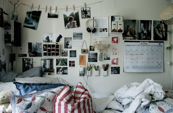 Wall Decor for Dorm Rooms Best Of 20 Cool College Dorm Room Ideas