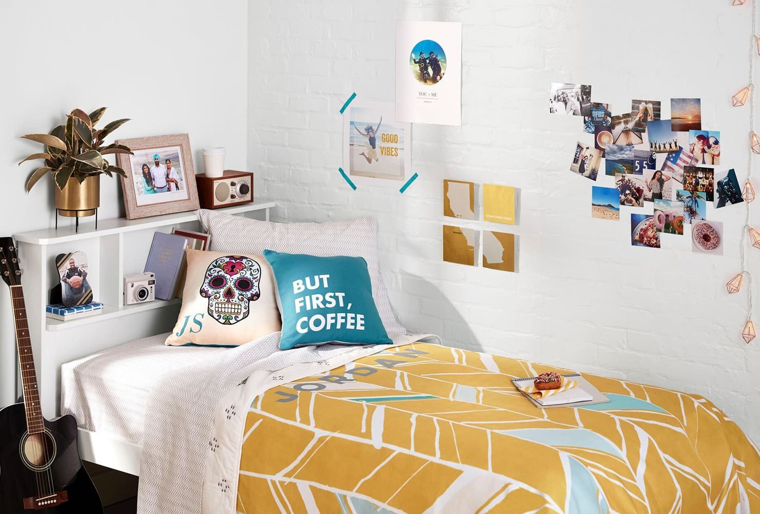 Wall Decor for Dorm Rooms Best Of 37 Creative Diy Dorm Decor Ideas to Liven Up Your Space