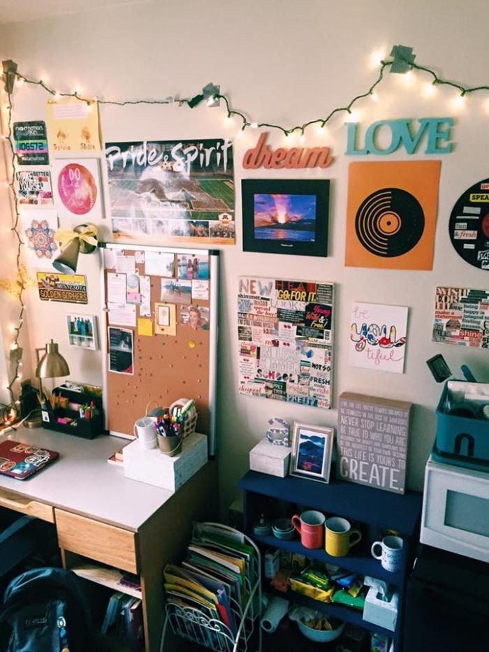 Wall Decor for Dorm Rooms Best Of Dorm Room tour Blogging