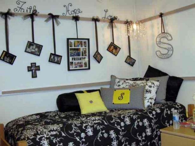 Wall Decor for Dorm Rooms Elegant Dorm Decorating Ideas for Girls Diy