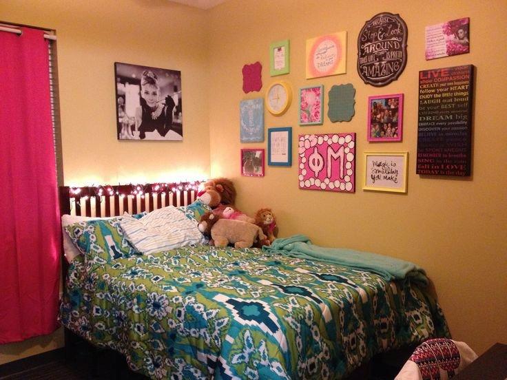 Wall Decor for Dorm Rooms Fresh Dorm Room Wall Decor Dorm Living Pinterest