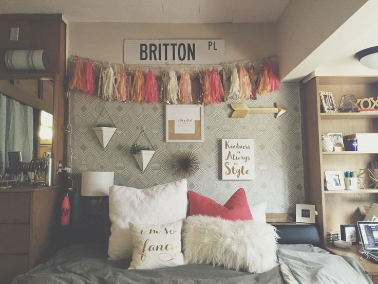 Wall Decor for Dorm Rooms New 7398 Best Images About [dorm Room] Trends On Pinterest