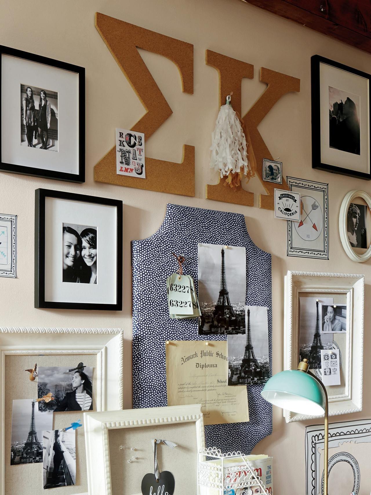 Wall Decor for Dorm Rooms Unique Dorm Room Decorating Ideas & Decor Essentials