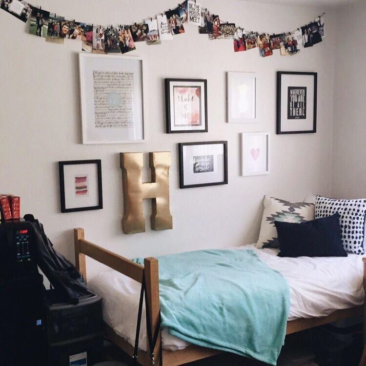 Wall Decor for Dorm Rooms Unique Pepperdine Dorm Room Dorm College Pinterest