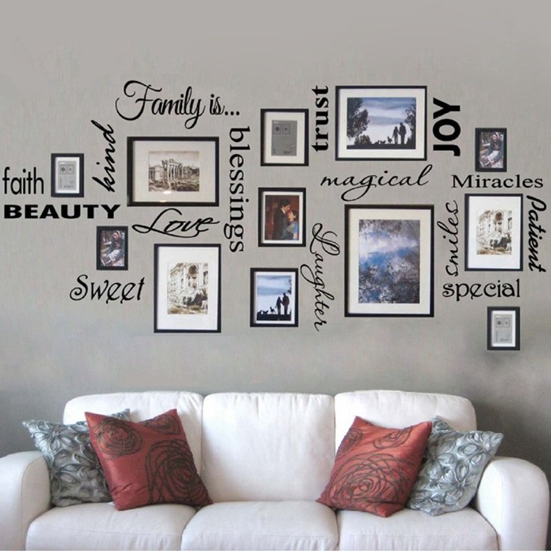 Wall Decor for Family Room Best Of Free Shipping Family is Vinyl Wall Lettering Quote Wall