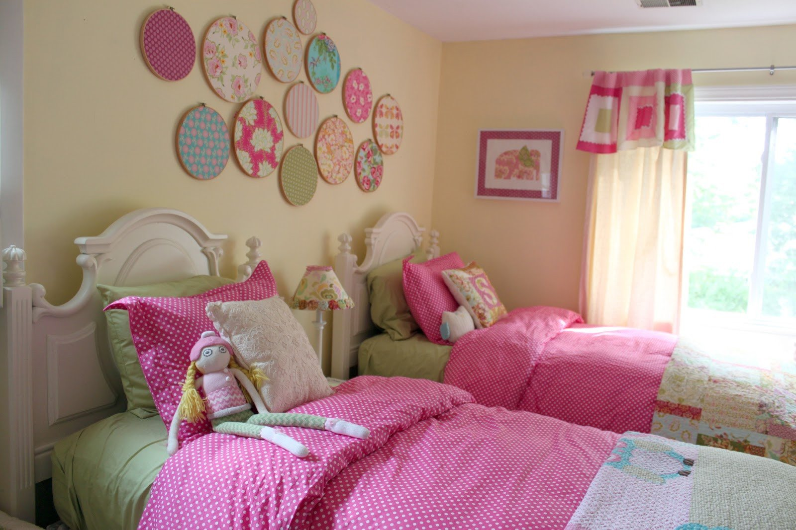 Wall Decor for Girls Bedroom Lovely Decorating Girls D toddler Bedroom the Cottage Mama