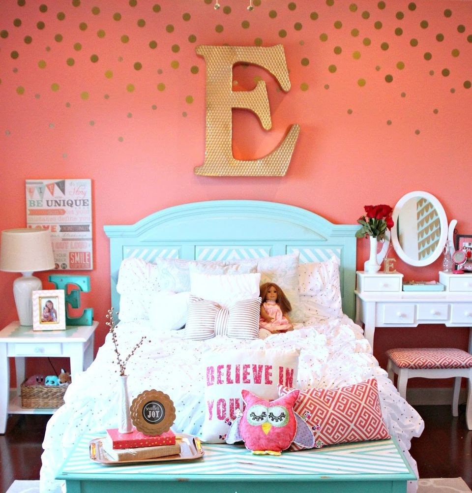 Wall Decor for Girls Room Elegant 24 Wall Decor Ideas for Girls Rooms