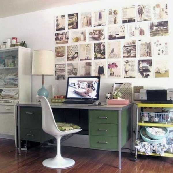 Wall Decor for Home Office Best Of 30 Modern Home Fice Decor Ideas In Vintage Style