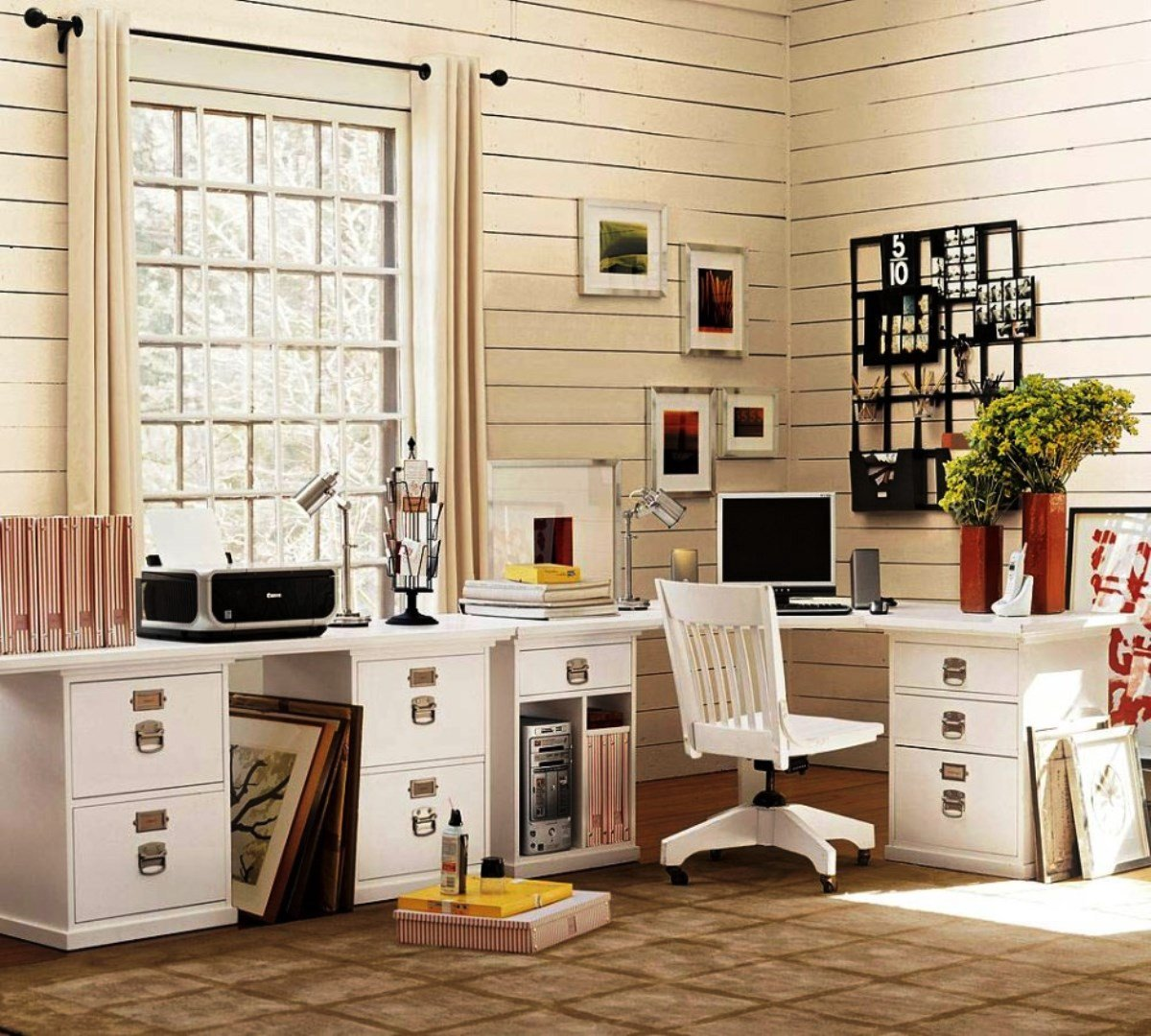 Wall Decor for Home Office Inspirational Home Fice Decor for Private Impression Traba Homes