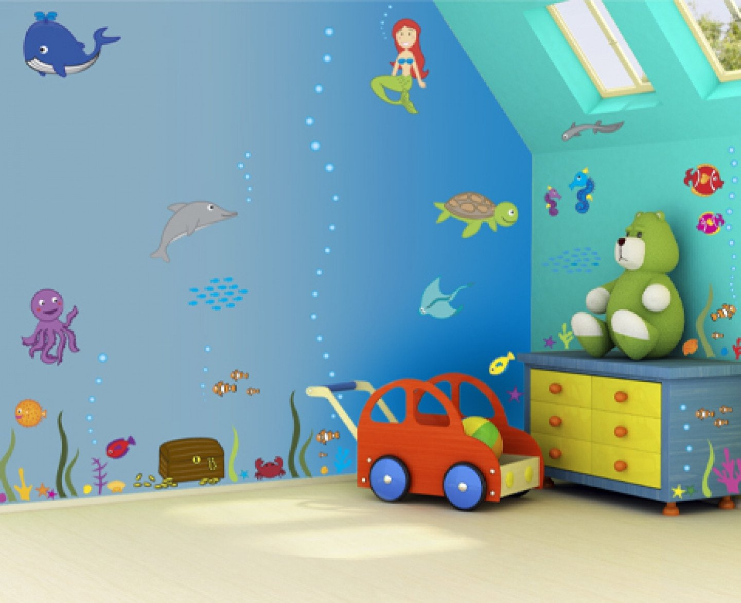 Wall Decor for Kids Room Fresh Wall Art Décor Ideas for Kids Room