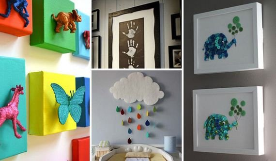 Wall Decor for Kids Room Luxury Cute Diy Wall Art Projects for Kids Room