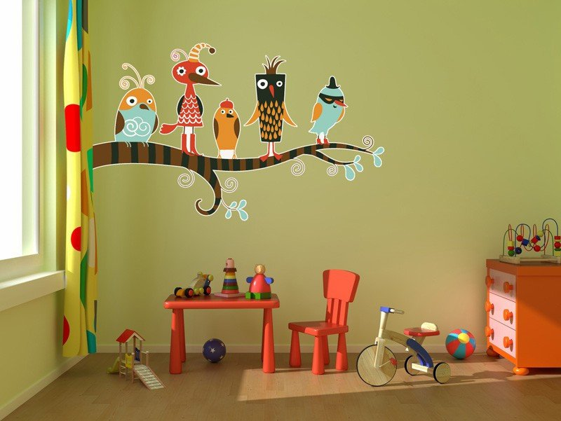 Wall Decor for Kids Room New How to Decorate A Safe and Childish Kids' Room