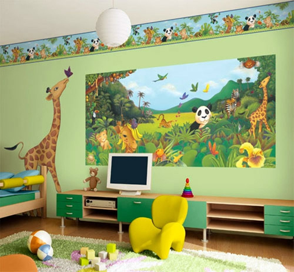 Wall Decor for Kids Room New Wall Art Décor Ideas for Kids Room