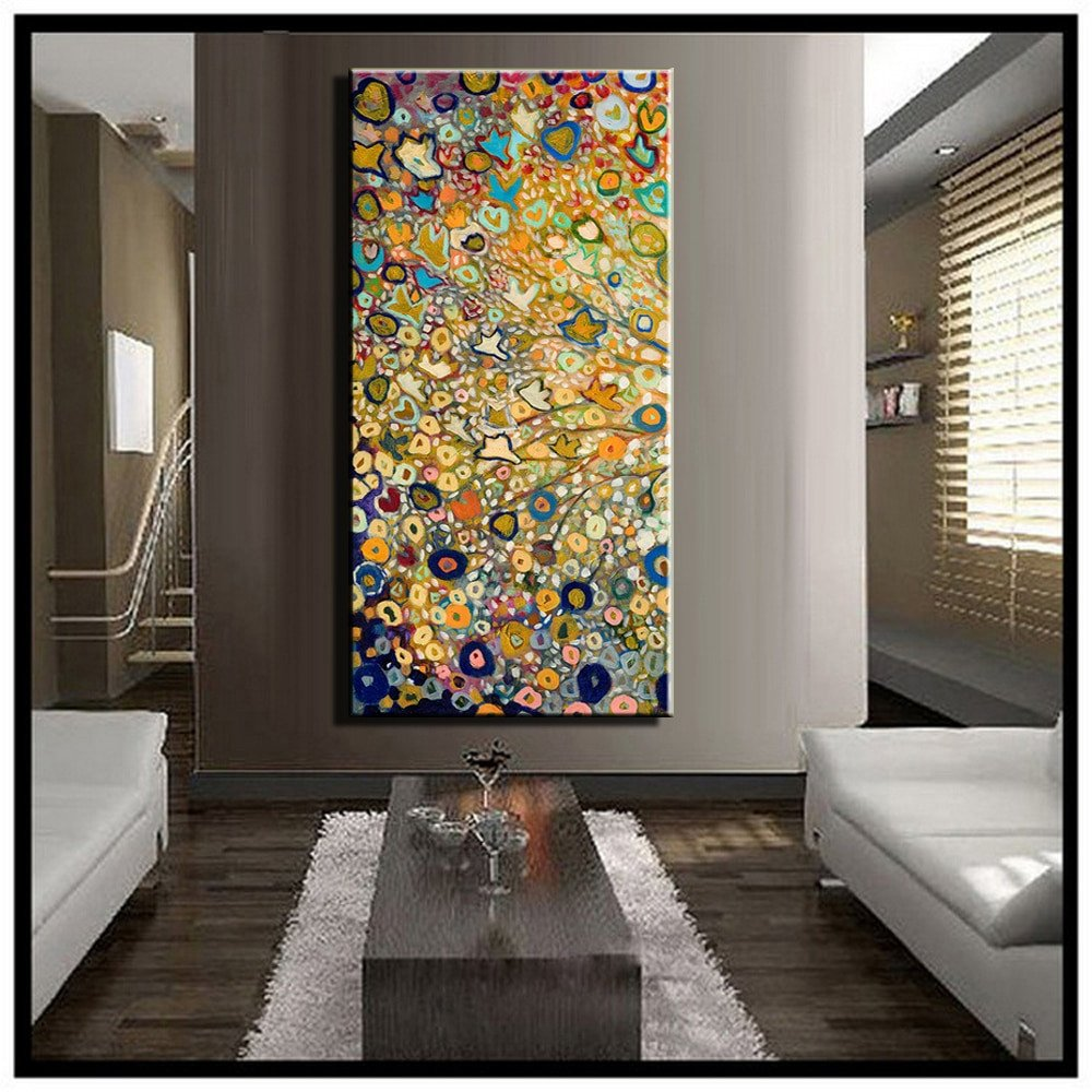 Wall Decor for Large Wall Best Of High Quality Large Canvas Wall Art Abstract Modern Decorative White Huge Landscape Oil Painting