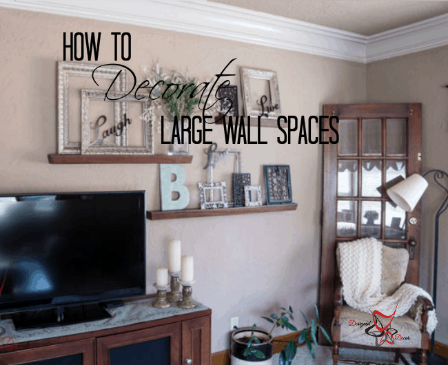 Wall Decor for Large Wall Inspirational How to Decorate A Wall Designed Decor