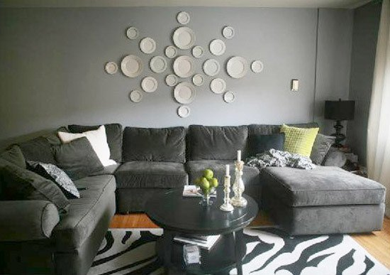 Wall Decor for Large Wall New Decorative Plates Collage Beautiful Wall Decorating Ideas
