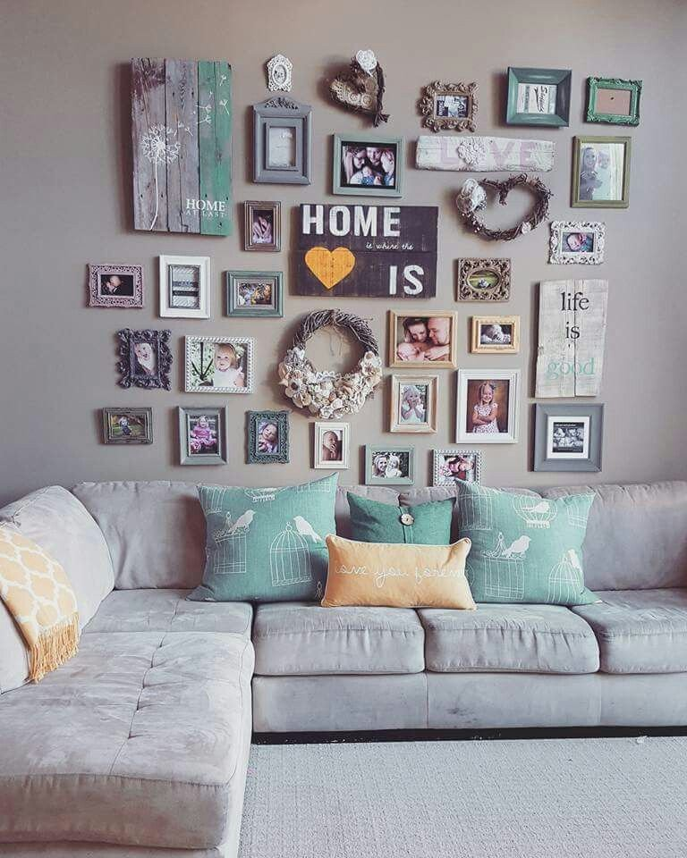 Wall Decor for Living Room Elegant Gallery Wall