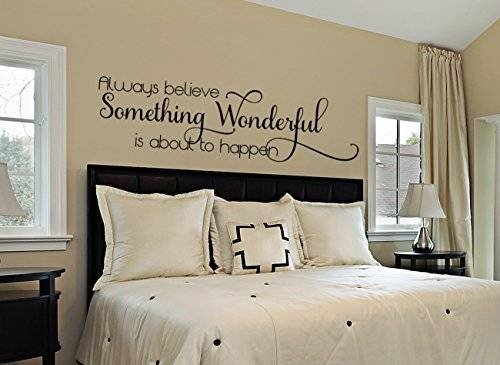 Wall Decor for Master Bedrooms Best Of Amazon Bedroom Wall Decal Bedroom Decor Master Bedroom Wall Decal Handmade
