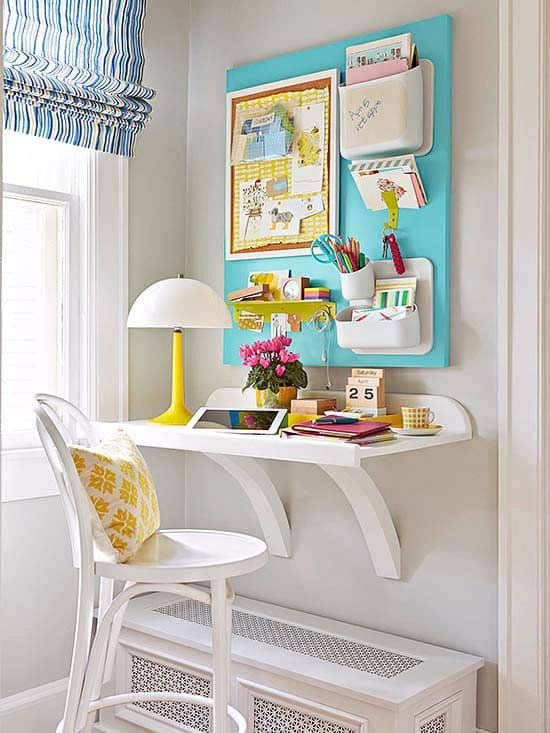 Wall Decor for Small Spaces Best Of 30 Unique Storage Ideas for Small Spaces