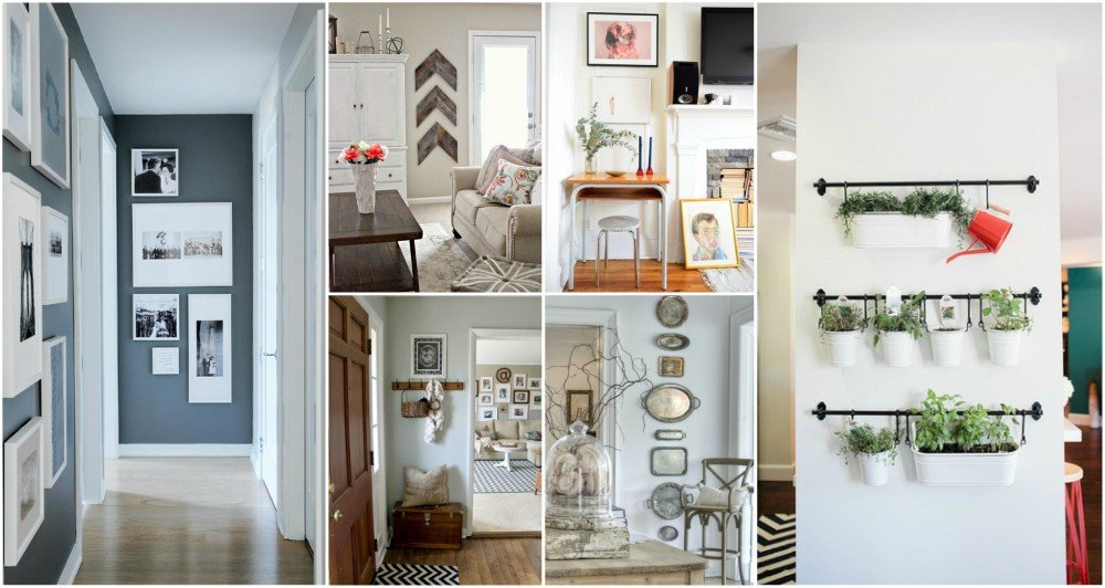 Wall Decor for Small Spaces Best Of Genius Small Wall Decor Ideas to solve the Tiny Awkward Space