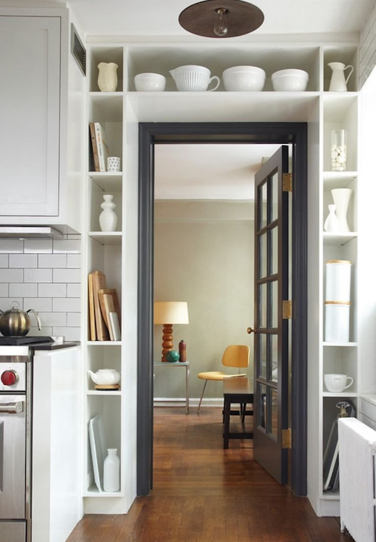 Wall Decor for Small Spaces Fresh 27 Doorway Wall Storage solutions for Small Spaces Digsdigs