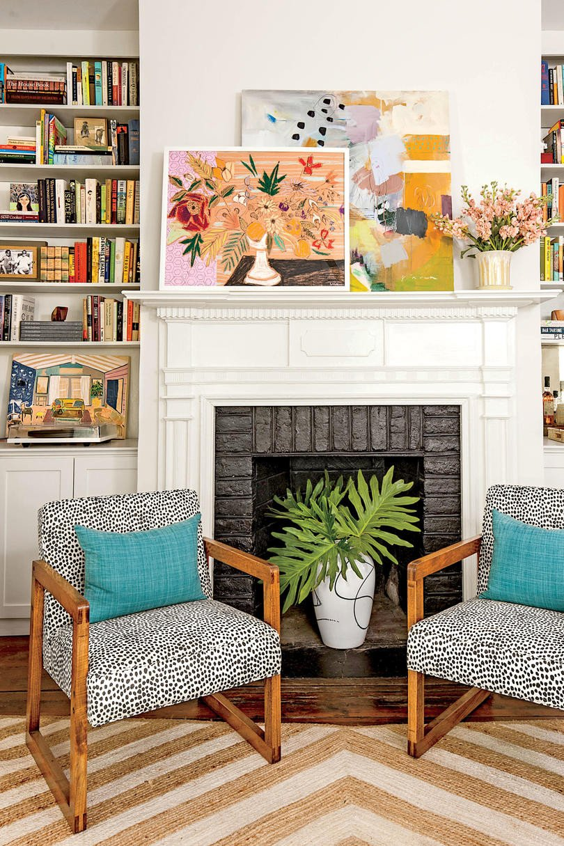 Wall Decor for Small Spaces Fresh Small Space Decorating Tricks southern Living