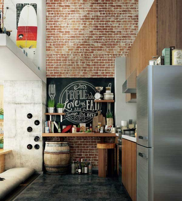 Wall Decor Ideas for Kitchen Luxury 24 Must See Decor Ideas to Make Your Kitchen Wall Looks Amazing