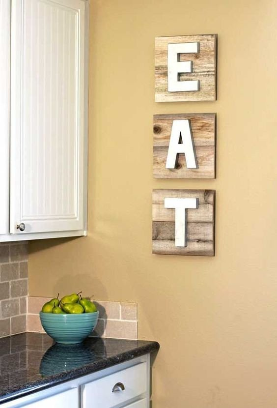 Wall Decor Ideas for Kitchen Luxury 30 Eye Catchy Kitchen Wall Décor Ideas Digsdigs
