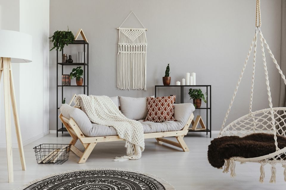 Wall Decor Ideas In Your Living Room Fresh 10 Throwback Ways to Display Macrame