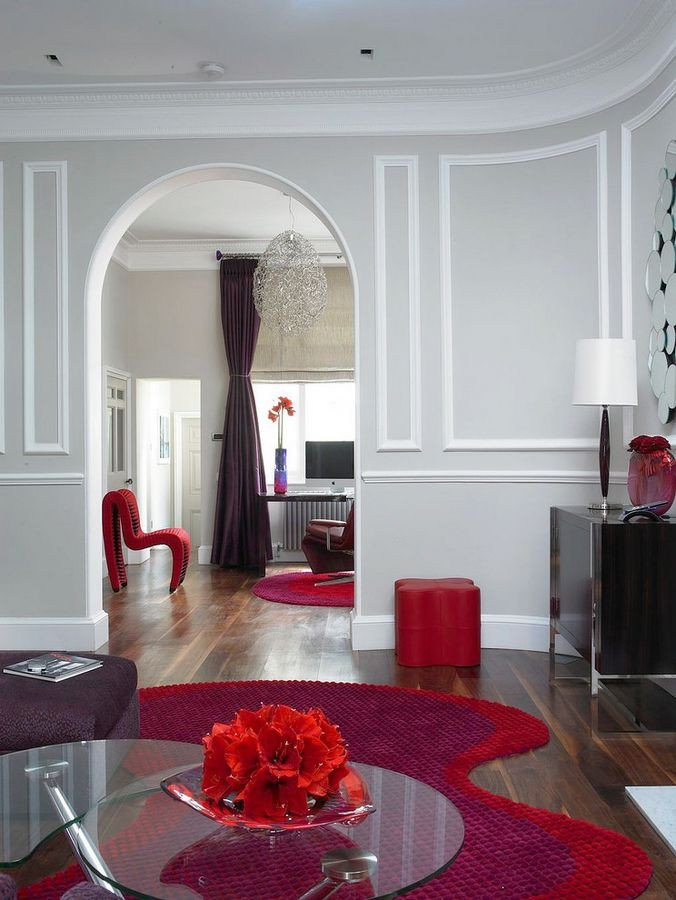 Wall Decor Ideas In Your Living Room New Interior Room Arches Decoration Ideas