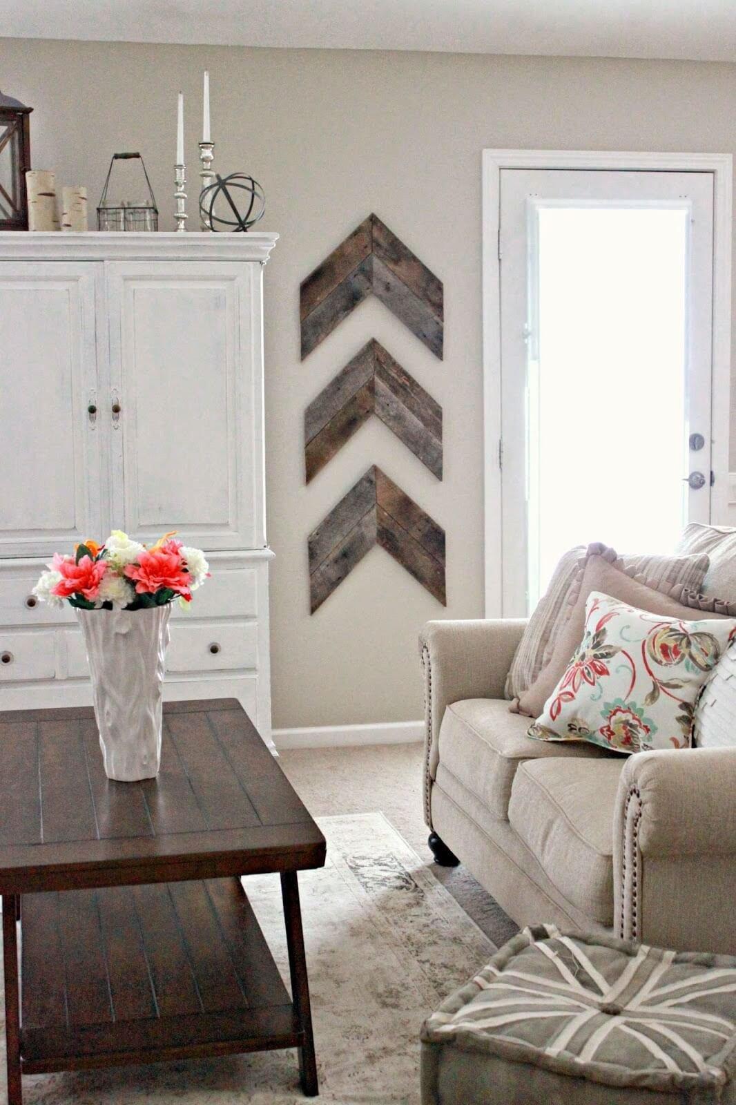Wall Decor Ideas Living Room Fresh 35 Best Farmhouse Living Room Decor Ideas and Designs for 2017
