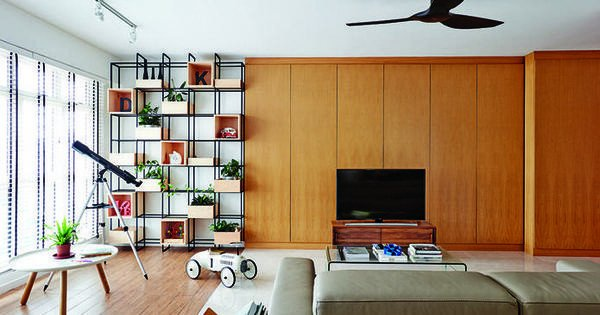 Wall Decor Living Room Ideas Awesome Living Room Design Ideas 7 Contemporary Storage Feature Walls