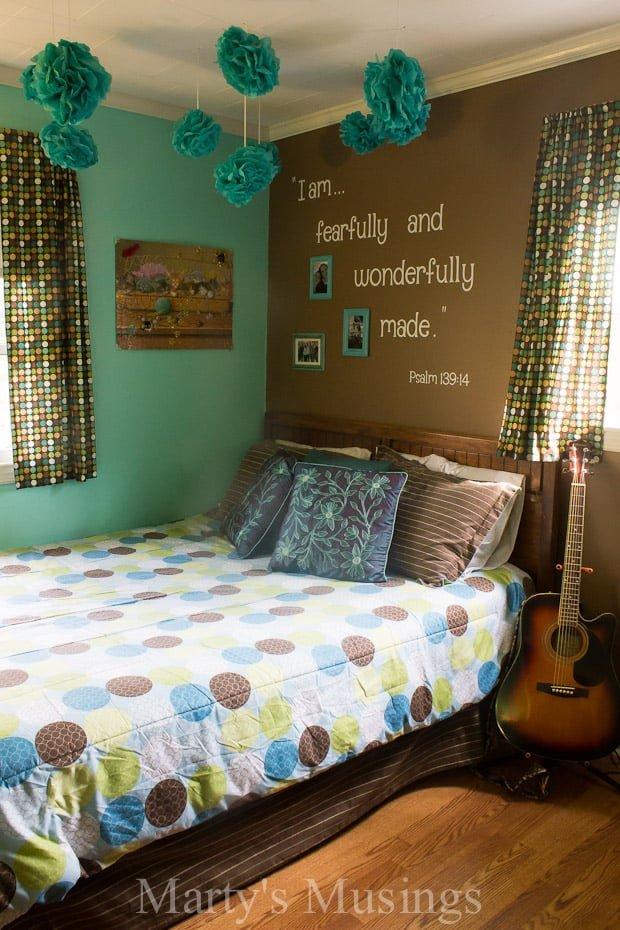 Wall Decor Teenage Girl Bedroom Elegant Teenage Girls Room