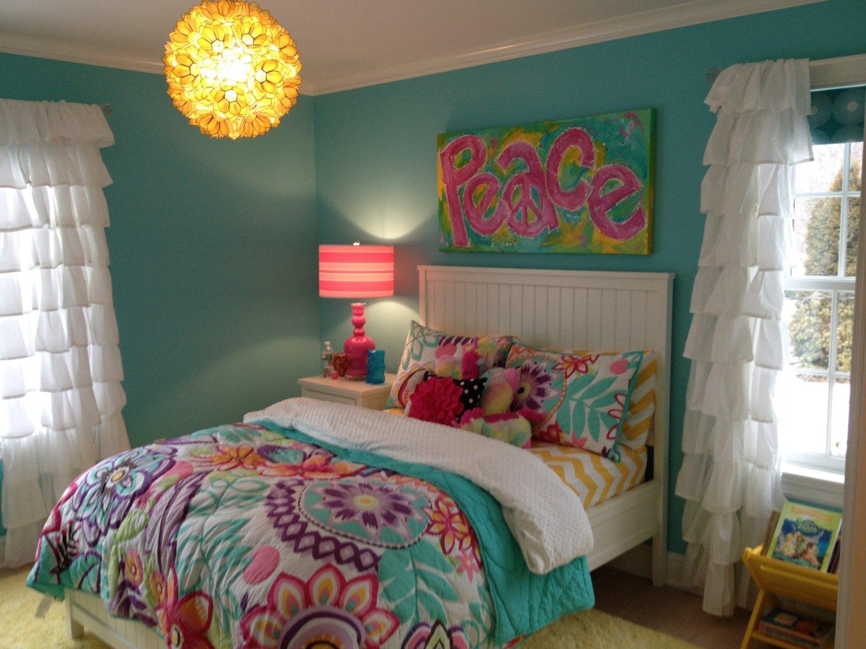 Wall Decor Teenage Girl Bedroom Fresh Girls Wall Art Decor Painting Teen Tween by Unsophisticatedart
