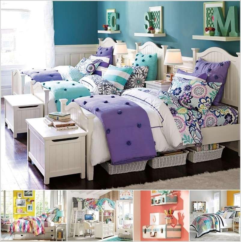 Wall Decor Teenage Girl Bedroom Lovely 15 Lovely Teenage Bedroom Wall Decor Ideas