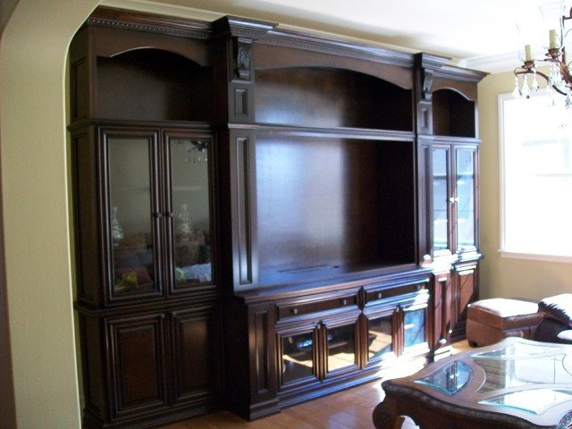 Wall Units Traditional Living Room Beautiful Entertainment Center and Wall Units