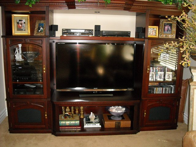 Wall Units Traditional Living Room Lovely Entertainment Centers and Wall Units Traditional