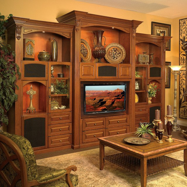 Wall Units Traditional Living Room Unique Custom Wall Unit Entertainment Center In Sanford Fl