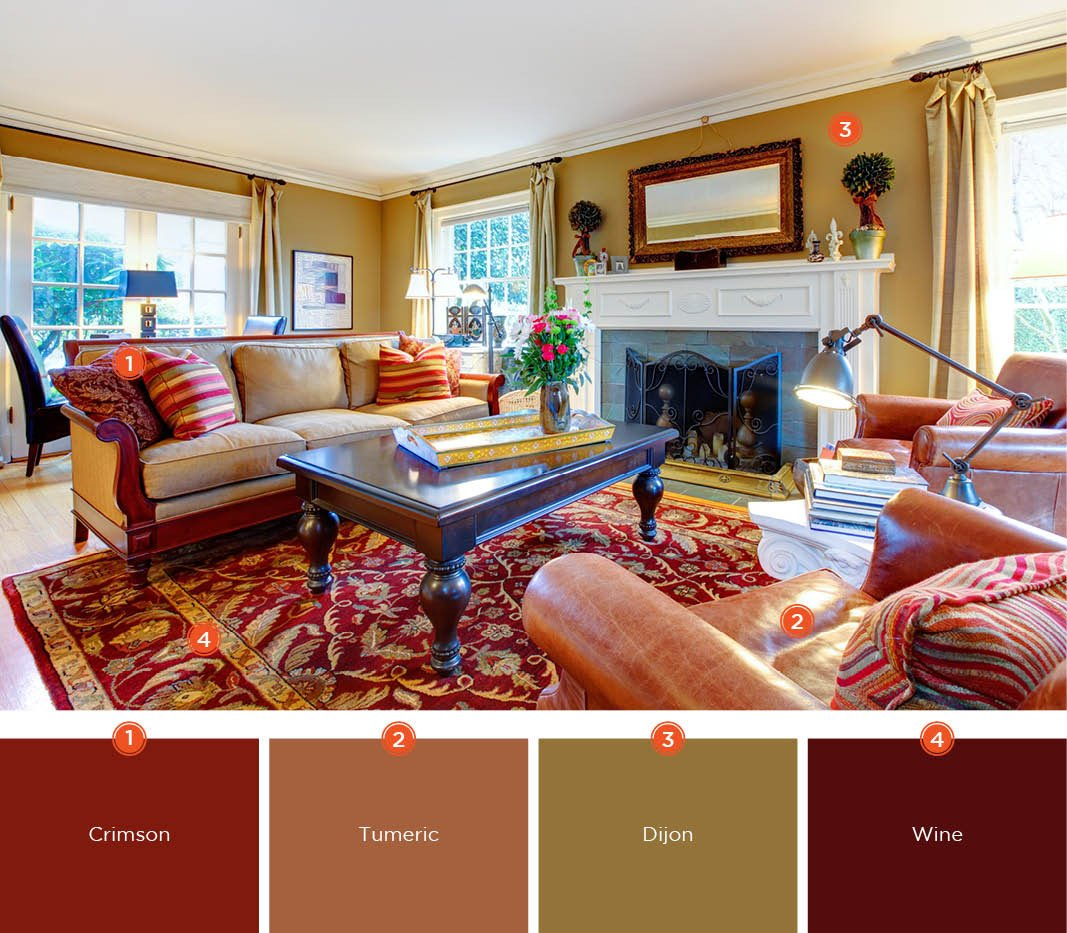 Warm Colors for Living Room Fresh 20 Inviting Living Room Color Schemes Ideas and Inspiration for Every Occasion