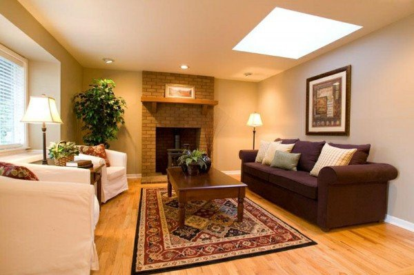 Warm Colors for Living Room Luxury How to Adorn Room with Warm Color Scheme – Interior Designing Ideas