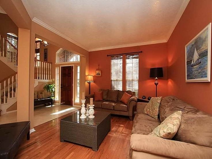 Warm Colors for Living Room Luxury Warm Colors Living Room Interior Design Ideas with Calm Paint Interior Design