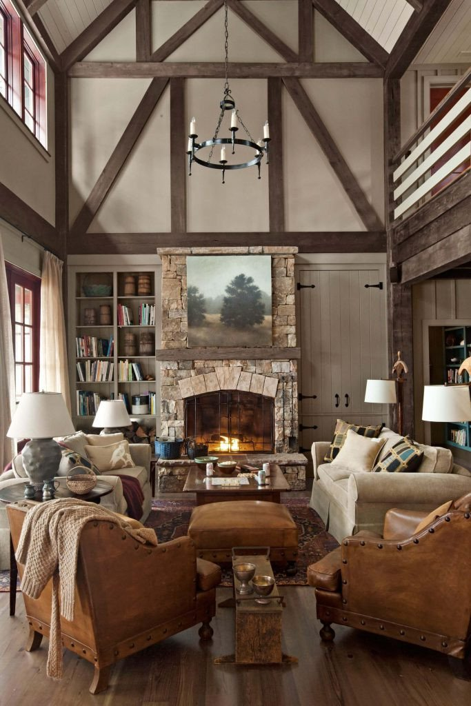 Warm Comfortable Living Room Fresh 7 Warm and fortable Living Room Designs