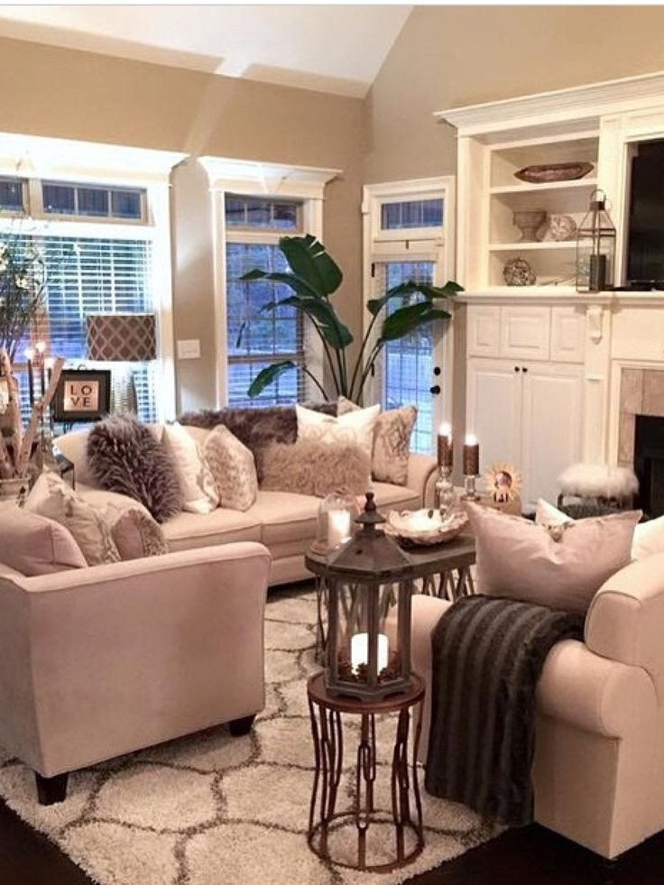 Warm Comfortable Living Room Unique 17 Best Ideas About fortable Living Rooms On Pinterest
