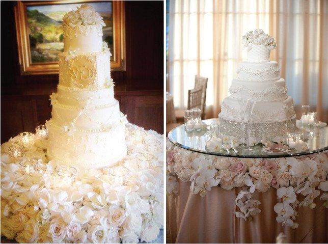 Wedding Cake Table Decor Ideas Elegant Wedding Table Decoration Ideas