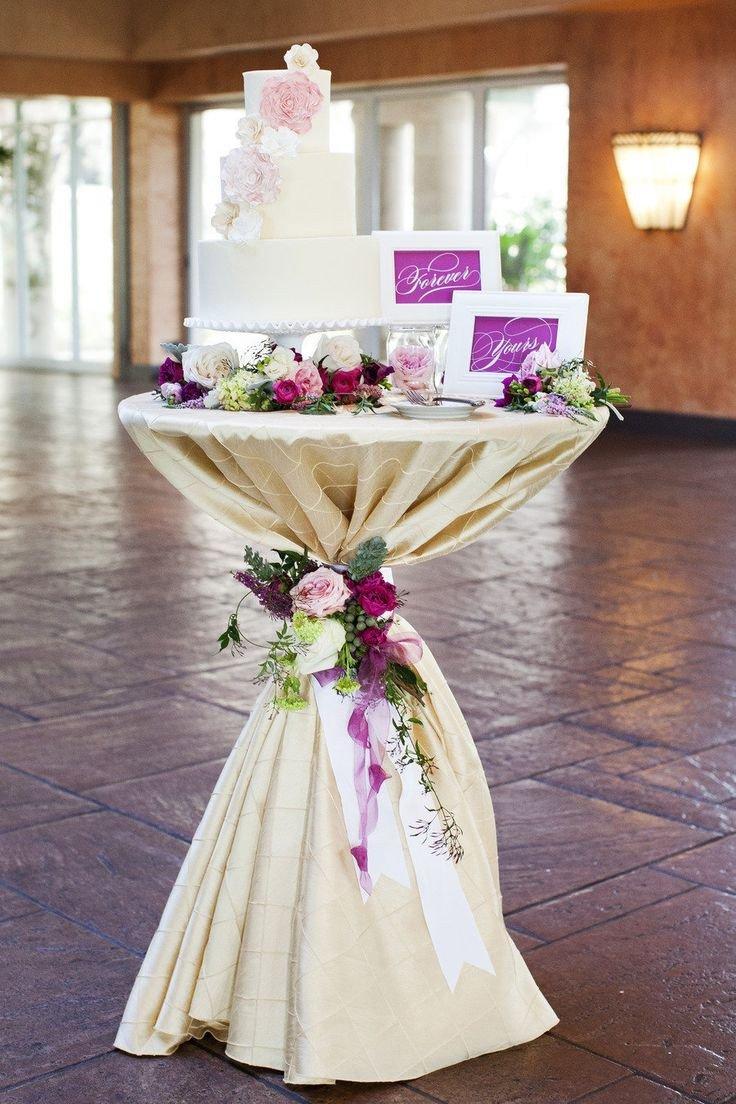 Wedding Cake Table Decor Ideas Fresh Best 25 Wedding Cake Table Decorations Ideas On Pinterest