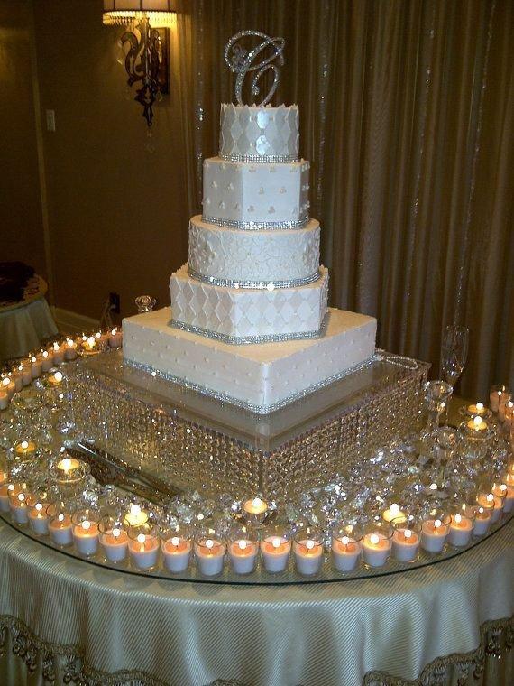 Wedding Cake Table Decor Ideas Fresh Stunning Wedding Cake Table Skirt Décor Ideas