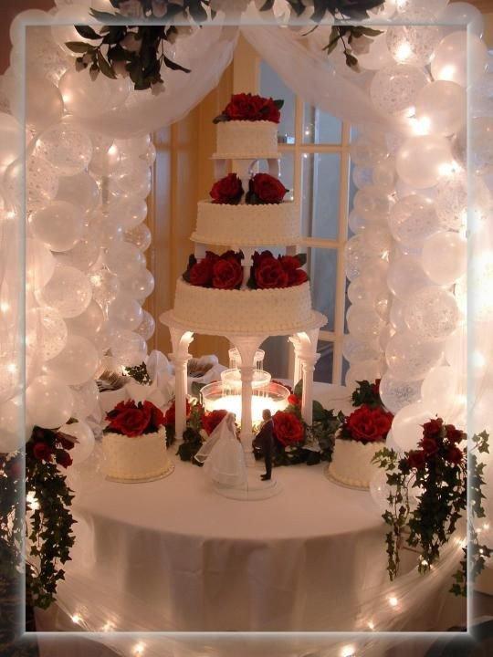 Wedding Cake Table Decor Ideas Inspirational Wedding Cake Table Decorations