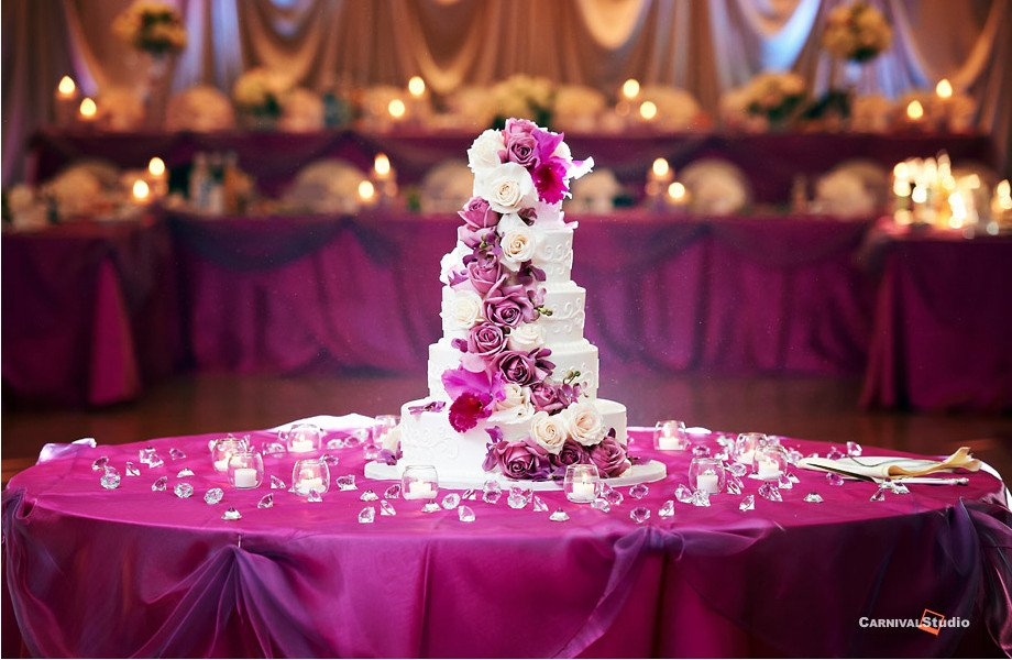 Wedding Cake Table Decor Ideas Lovely Crystal Grand Banquets – Wedding Decor Rental In Chicago West Suburbs
