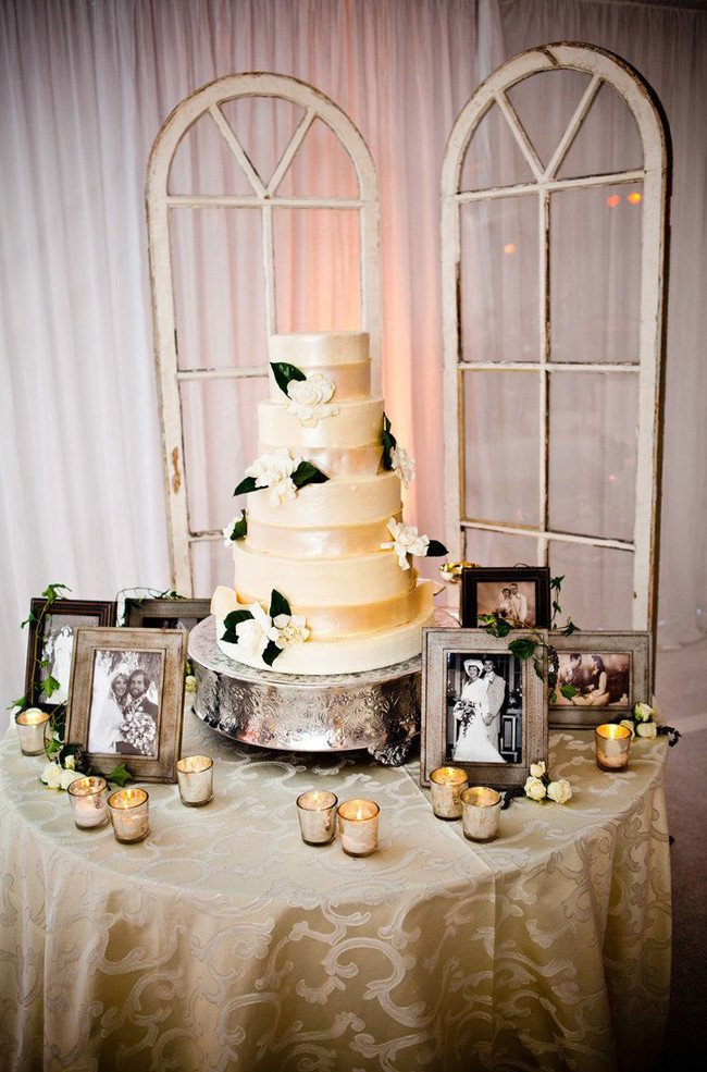 Wedding Cake Table Decor Ideas Luxury Elegant Wedding Cake Table with Ivory Sequence Linen Archives Weddings Romantique
