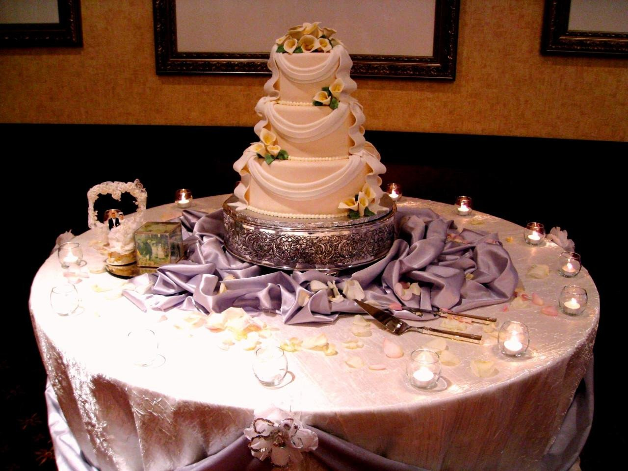 Wedding Cake Table Decor Ideas New top Wedding Cake Table Decorations